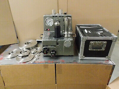 Fluke Dh Dhi Instruments Psi Standard Calibrator 5201 Dwt Dead Weight Tester