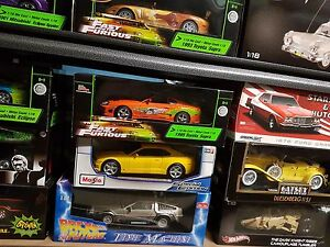 Diecast Movie Model Cars FOR SALE Chapel Hill Brisbane North West Preview