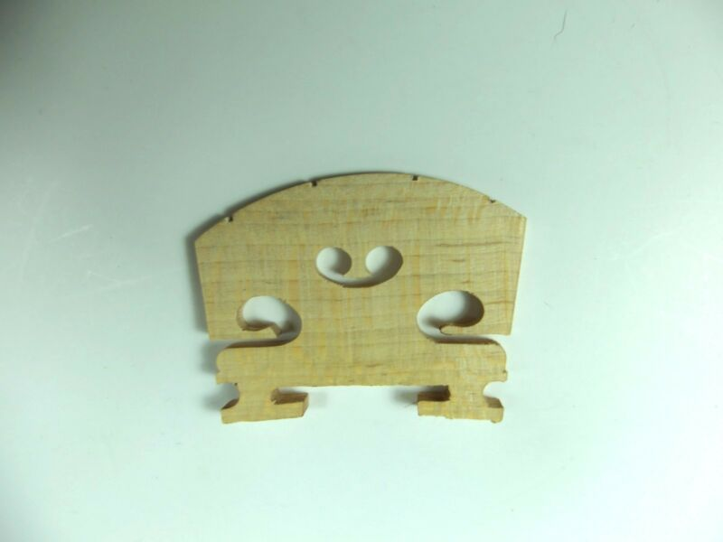 Old Fiddle Shop Custom Made Pre Fitted   Violin Bridge No Tools Needed 4/4
