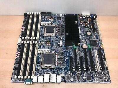 HP Z800 Workstation System Motherboard Dual LGA 1366 Socket DDR3 460838-003