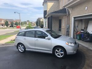 2007 Toyota Matrix TRD