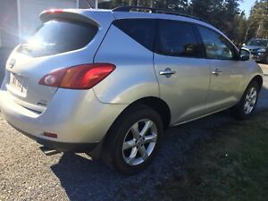 2010 Nissan Murano AWD + Winter Tires