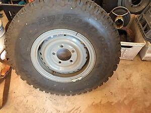 Toyota Land Cruiser 4x4 Tyres x 5 Minyirr Broome City Preview