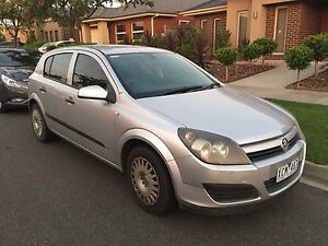2005 Holden Astra Hatchback Brunswick Moreland Area Preview