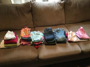 Girls summer clothes size 2T - Excellent condition