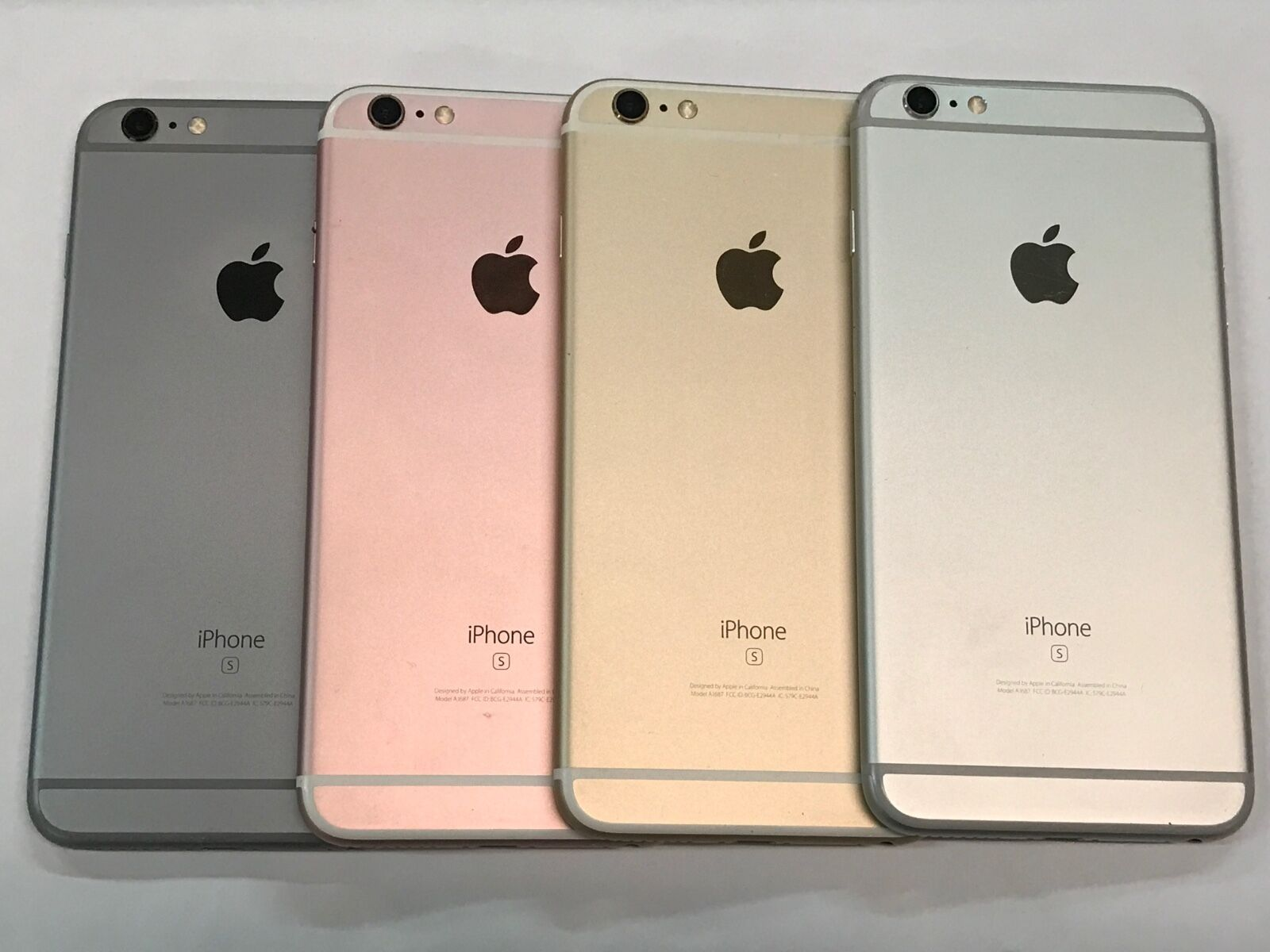 $219.89 - Apple iPhone 6S FACTORY UNLOCKED, 16GB 64GB All Colors
