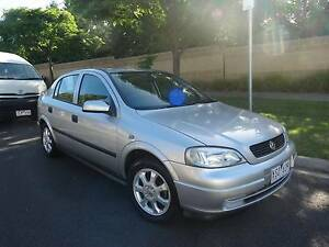 2001 Holden Astra, 126000 KM, excellent cond, RWC and 6 month reg Maidstone Maribyrnong Area Preview