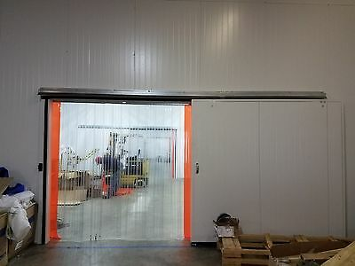 8x8 Sliding Coolerfreezer Walk-in Door