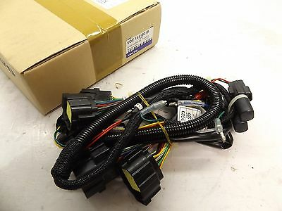 Volvo Excavator Voe 14518019 Clamshell Bucket Thumb Control Wiring Harness