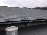 Repairs or replace entire roof great rates