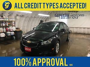 2014 Chevrolet CruzeLT*REMOTE START*ON STAR PHONE CONNECT*AM/FM/