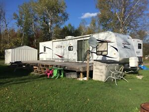2014 36Ft BHDS Jayco Jay Flight