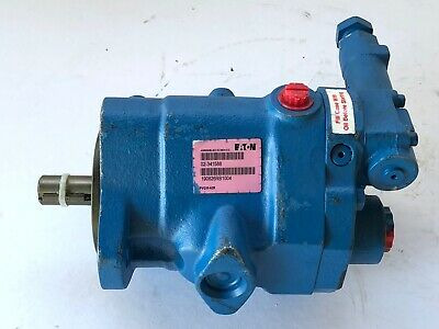 New Genuine Oem Eaton Vickers Pvq10-a2r Inline Hydraulic Piston Pump 02-341588