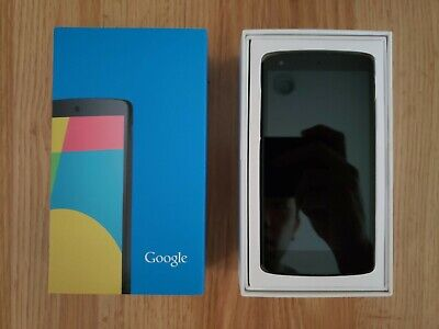 Great Condition + Clean IMEI! LG D820 Nexus 5 Smartphone 16GB (T-Mobile)