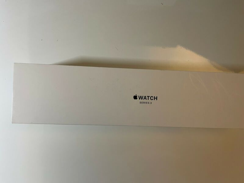 EMPTY BOX ONLY For Apple Watch Series 3 - 42mm - WATCH - BAND