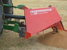 TRENCHMASTER TRACTOR DRIVEN TRENCHER Raymond Terrace Port Stephens Area Preview
