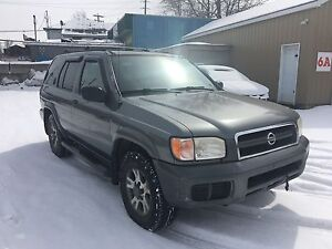 2004 Pathfinder chinook like new in real mint cond (no tax)