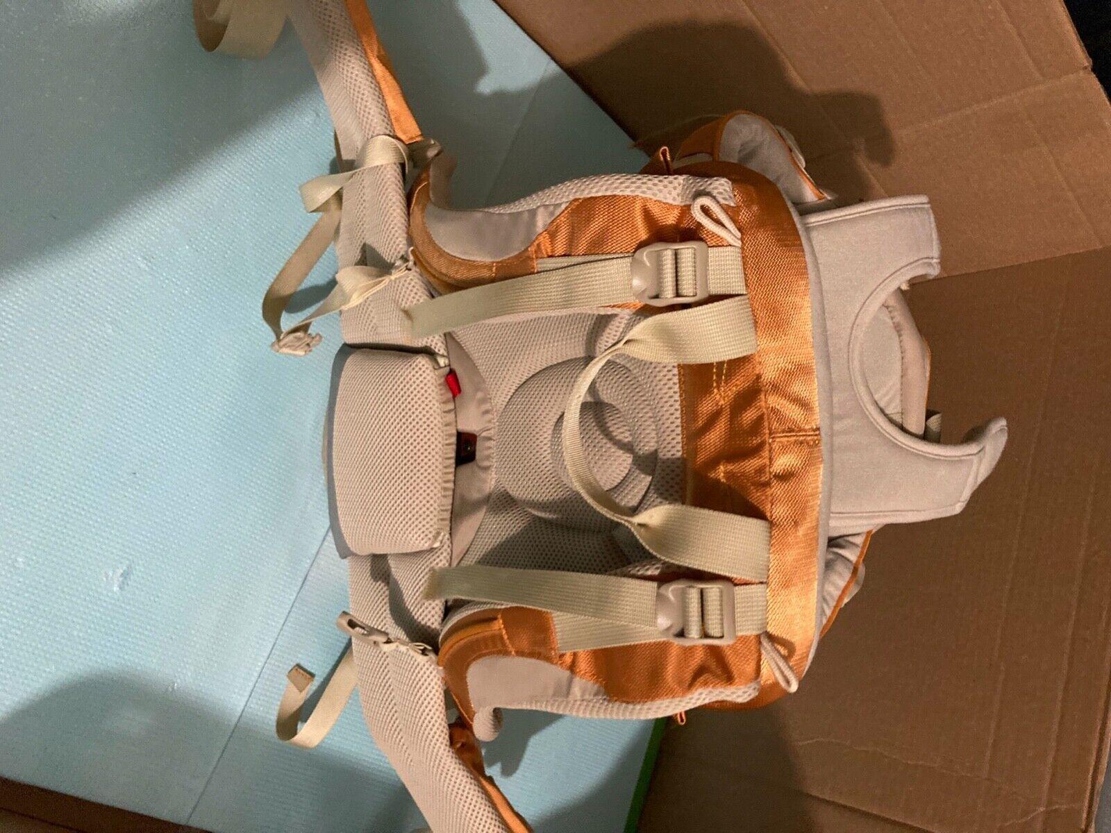 Kelty Kids TC 2.0 Baby Child Backpack Carrier Hiking Orange Beige - $29.00