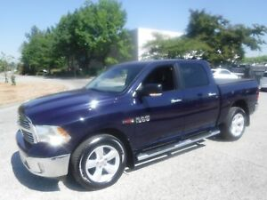 2014 Dodge Ram 1500 Eco Diesel SLT Crew Cab Short Box 4WD