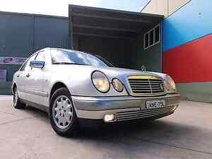 Mercedes-Benz 1998 E240. June rego. Great car! Lambton Newcastle Area Preview