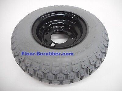 Clarke Drive Tire 59969a Encore Focus Non Marking Floor Scrubber