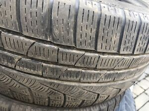 245 40 18 PIRELLI SOTOZERO WINTER TIRES