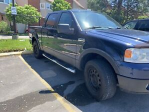 2006 FORD F-150 FX4 4X4 LEATHER SUNROOF LOW KMS