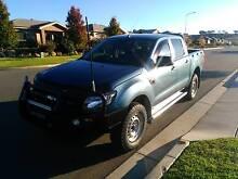 2012 Ford Ranger Ute Wagga Wagga Wagga Wagga City Preview