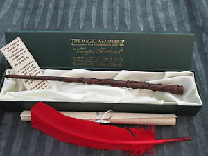 Phoenix Feather Wooden Magic Wand wizard/witch HarryPotter/Hermione  FREE POST