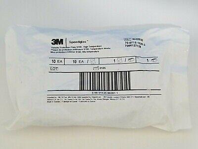 3m Speedglas 9100x 9100xx Outside Lens Plate 06-0200-53 10pk New Free Shipping