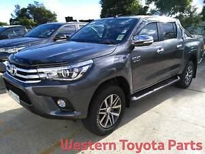 Toyota Hilux SR5 GENUINE PROTECTION PACK!! Old Guildford Fairfield Area Preview