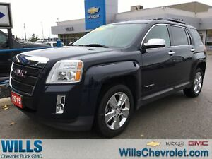 2015 GMC Terrain SLE2 | AWD |NAVIGATION| HEATED SEATS