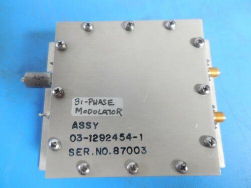 Bi-Phase Modulator 03-1292454-1, 5VDC