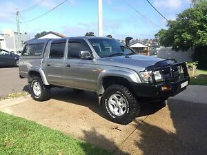 2004 Toyota Hilux Turbo Diesel Fairlight Manly Area Preview