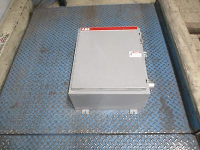 Abb Enclosed Contactor Eh210c1-1m 192a 600v 3ph 120v Coil Used
