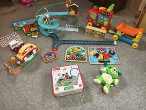 Large Toy Lot