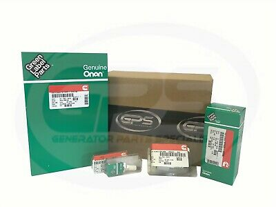 Genuine Maintenance Kit For Onan Rv Generators 5500 7000 Hgjaa Hgjab Hgjac