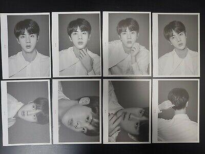 [Official] BTS FACE PHOTO COLLECTION [THE WINGS FINAL TOUR] JIN 8pcs