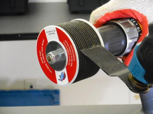 SHARP POG® OSCILLATING SAW / MULTI-TOOL BLADE SHARPENER
