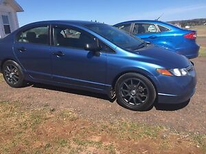 2008 Honda Civic. Few upGrades. Newly inspected. A/C