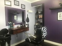 Licensed Hairstylist from home based salon