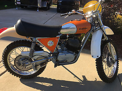 1977 penton woodsman 125cc vintage mx off road used ktm other for sale in gastonia north. Black Bedroom Furniture Sets. Home Design Ideas