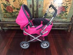 Kids Girls Toy Pram in excellent condition no marks like new! East Victoria Park Victoria Park Area Preview