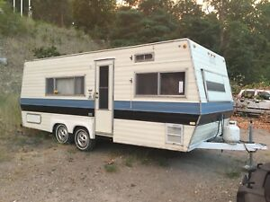 1979 redone travel trailer.