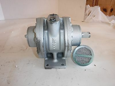 New Gast 8am-frv-75 Air Motor 5 Hp 175 Cfm 2500 Rpmp