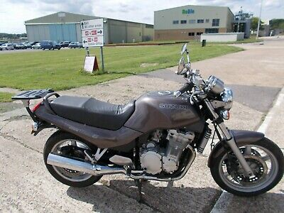 1991 SUZUKI GSX 1100 G tidy , retro muscle bike.Priced as a 125!