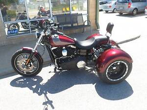 2014 HARLEY STREET BOB SPECIAL TRIKE. Port Kennedy Rockingham Area Preview
