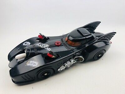 1990 Vintage Super Bat Car Batmobile Electronic 360 Car Batman Rare