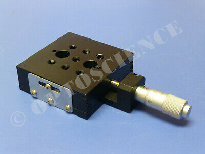 Thorlabs Mt1m Precision Linear Translation Stage With Micrometer Metric