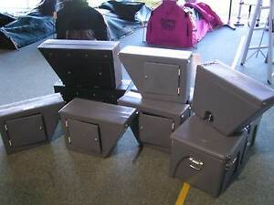 Ute Under Tray Storage Boxes, Water Tanks from $90! Kyabram Campaspe Area Preview